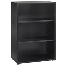 "<strong>Tvilum</strong> Fairfax Short Wide 45"" Bookcase"