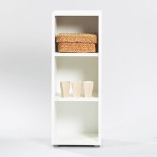 "Structure 3 Shelf 45"" Bookcase"
