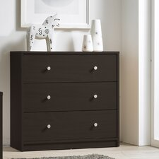 Portland 3 Drawer Chest