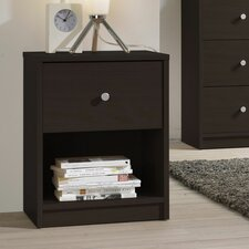 <strong>Tvilum</strong> Portland Bedroom 1 Drawer Nightstand
