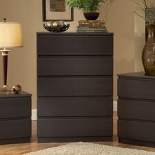 <strong>Tvilum</strong> Scottsdale 5 Drawer Chest