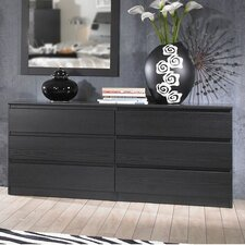 Scottsdale 6 Drawer Dresser