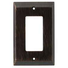 Stately Single Decorator Wall Plate