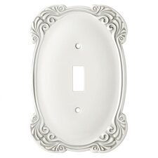 Arboresque Single Switch Wall Plate