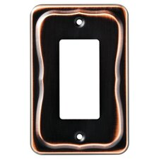 Tenley Single Decor Wall Plate