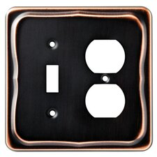 Tenley Single Switch/Duplex Wall Plate