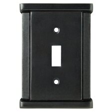 Landen Single Switch Wall Plate