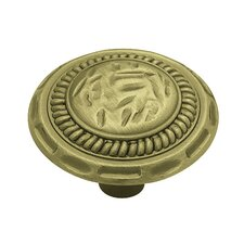 "<strong>Liberty Hardware</strong> Sundial Decorative 1.38"" Round Knob"