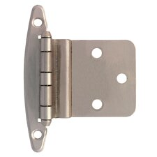 "Inset 2.81"" Hinge (Set of 10)"