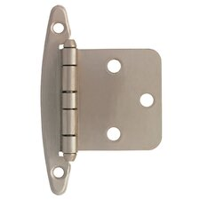 "Decorative Overlay 2.81"" Hinge (Set of 2)"