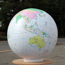 Poltical Globe (Set of 6)