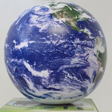 Astronaut View Globe with Negative Ions (Set of 2)