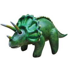 Inflatable XL Triceratops