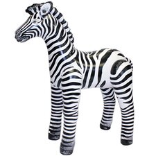 <strong>Jet Creations</strong> Inflatable Zebra (Set of 3)