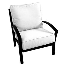 <strong>Meadowcraft</strong> Maddux Deep Seating Chair with Cushion