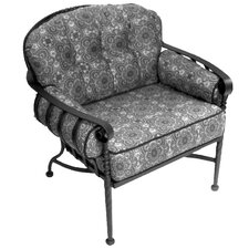<strong>Meadowcraft</strong> Athens Deep Seating Lounge Chair with Cushion