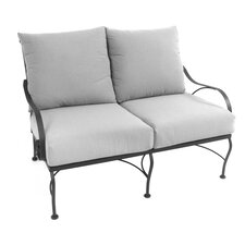 Monticello Deep Seating Loveseat with Cushion