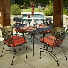 <strong>Meadowcraft</strong> Vera Cruz 5 Piece Dining Set