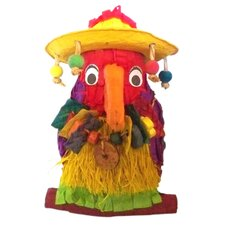 Ultimate Polly Wanna Pinatas Pete The Parrot Bird Toy
