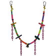 Polly Wanna Necklace Bird Toy