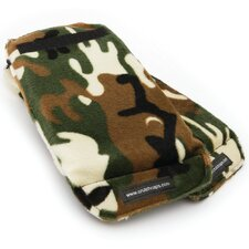 Camouflage Fuzzy Handle Grip Padding (Set of 2)