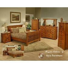 Bungalow Slat Bedroom Collection
