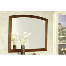 Solitude Arched Dresser Mirror
