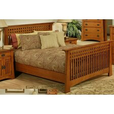 Bungalow Slat Bed