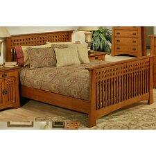 Bungalow Slat Bed