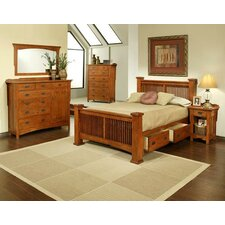 Heartland Manor Slat Bedroom Collection