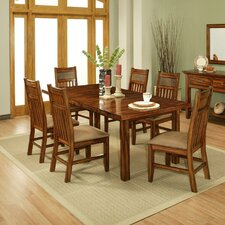 <strong>AYCA Furniture</strong> Marissa County 7 Piece Dining Set