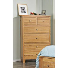 Cottage 5 Drawer Chest