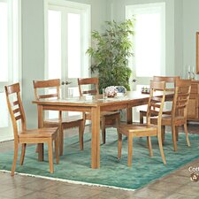 <strong>AYCA Furniture</strong> Cottage 7 Piece Dining Set