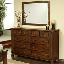 <strong>AYCA Furniture</strong> Fergus County 10 Drawer Dresser