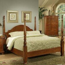 <strong>AYCA Furniture</strong> American Heritage Four Poster bed