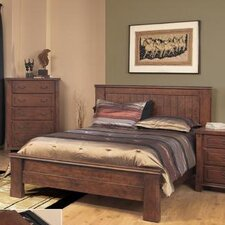 Fergus County Panel Bed