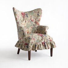 <strong>The High Point Chair Co</strong> Susan Fabric Arm Chair