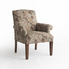 <strong>The High Point Chair Co</strong> Louise Fabric Arm Chair