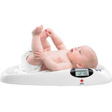 First Years American Red Cross Soothing Baby Scale