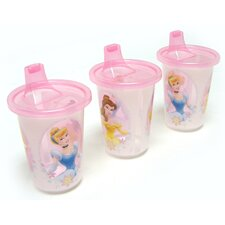 Disney Princesses Sippy Cup (Set of 4)