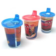 Cars Take and Toss Sippy Cup (Set of 4)