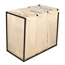 Triple Hamper with Bag