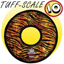 <strong>Tuffy's Pet Products</strong> Mega Ring Dog Toy in Tiger