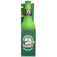 Beer Bottle Heini Sniffin Dog Toy