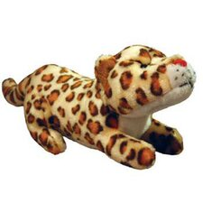 <strong>Tuffy's Pet Products</strong> Lenny Safari Leopard Dog Toy