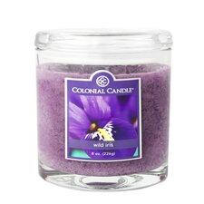 Wild Iris Jar Candle