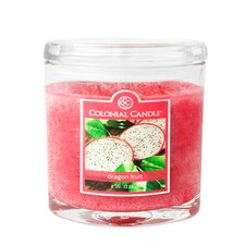Dragon Fruit Jar Candle