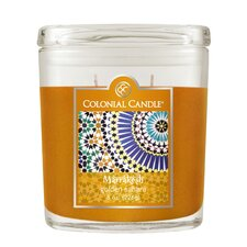 Golden Sahara Jar Candle