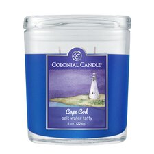 <strong>Colonial Candle</strong> Salt Water Taffy Jar Candle