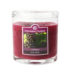 Mulberry Jar Candle